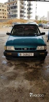 Kia in Tripoli - Kia pop model 95 vitesse