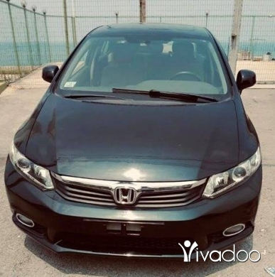 Honda in Beirut City - Honda civic EX 2012 super ndife ajnabiye clean carfax