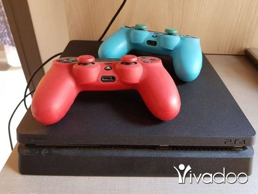 PS4 (Sony Playstation 4) in Tripoli - Ps4 slim