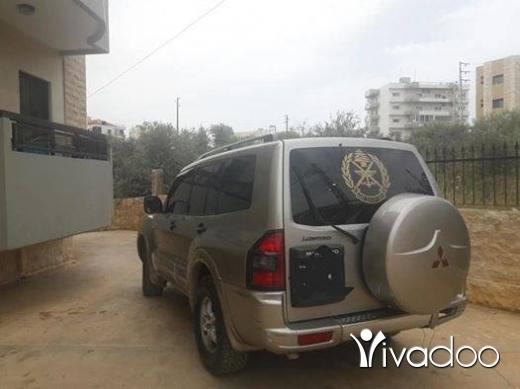 Mitsubishi in Tripoli - range Mitsubishi model 2001 mfawal ankad