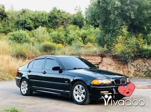 BMW in Akkar el-Atika - New Boy
