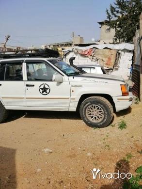 Jeep in Tripoli - Jeep