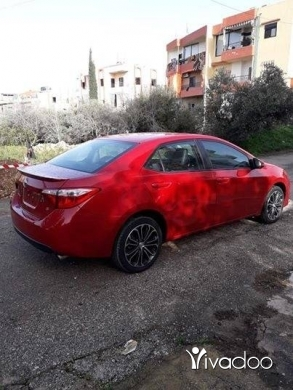 Toyota in Port of Beirut - Corolla s