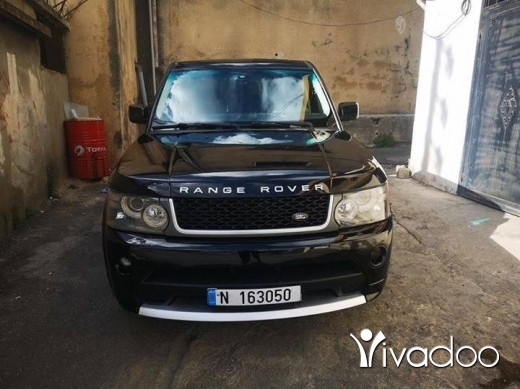 Land Rover in Beirut City - Range rover 2010