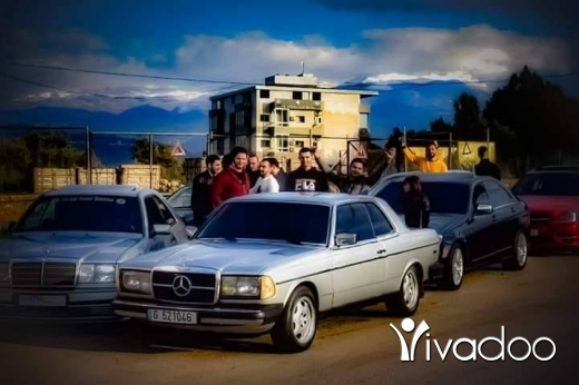 Mercedes-Benz in Zgharta - 230 coupe
