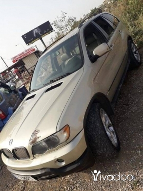 BMW in Damour - X5 model 2001 4.4
