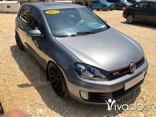 Volkswagen in Zahleh - v w golf 6 gti 2011