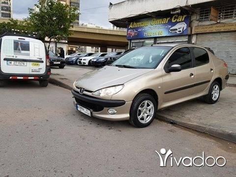 Peugeot in Tripoli - .Peugeot