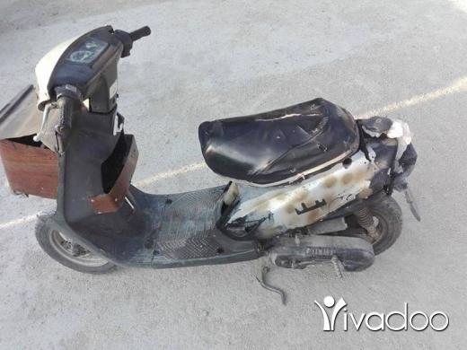 Barossa in Menyeh - Motorcycle