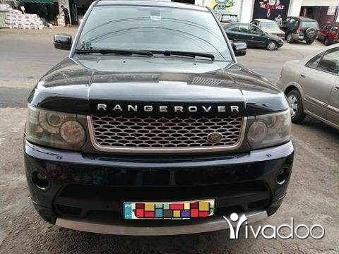 Rover in Aley - range rover supercharge