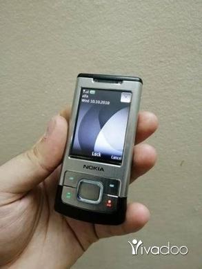 Nokia in Port of Beirut - Nokia 6500 classic