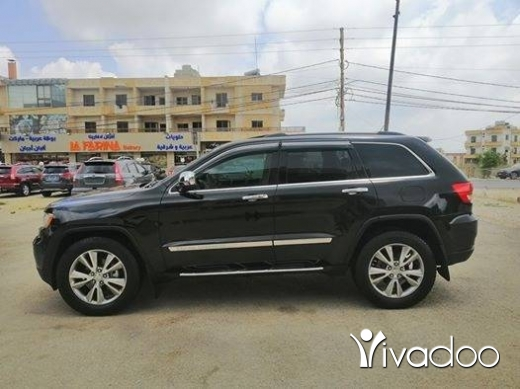 Jeep in Nabatyeh - Jeep Grand cherokee 2013