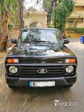 Lada in Hazmiyeh - LADA URBAN 4×4