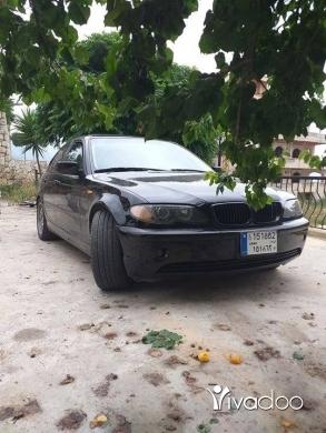 BMW in Akkar el-Atika - ٣٢٥ موديل ٢٠٠٢
