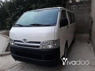 Vans in Nabatyeh - فان تويوتا
