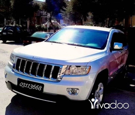 Jeep in Beirut City - Grand cherokee 2011 no accident 4×[hidden information]