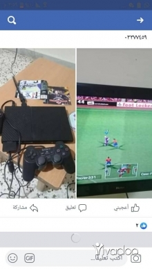 PS2 (Sony PlayStation 2) in Tripoli - بلاي ستايشن ص