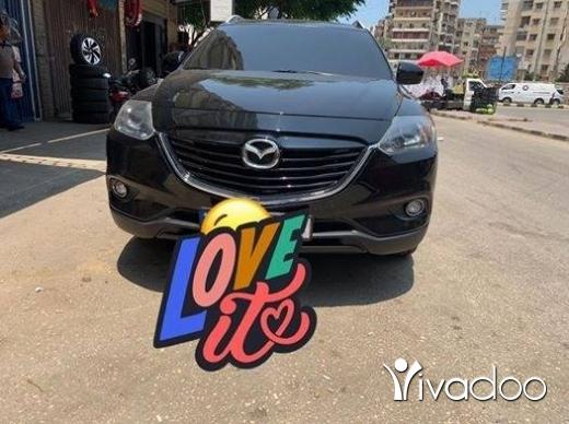 Mazda in Tripoli - Mazdacx9 /2013