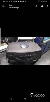PS4 (Sony Playstation 4) in Al Dahye - Ps4 one tera + tv 4k + maskten