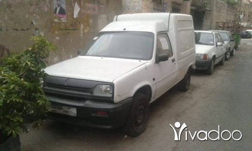 Renault in Tripoli - ربيد رينو انقاد