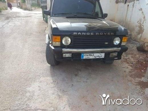 Rover in Baalback - Rang Rover 92