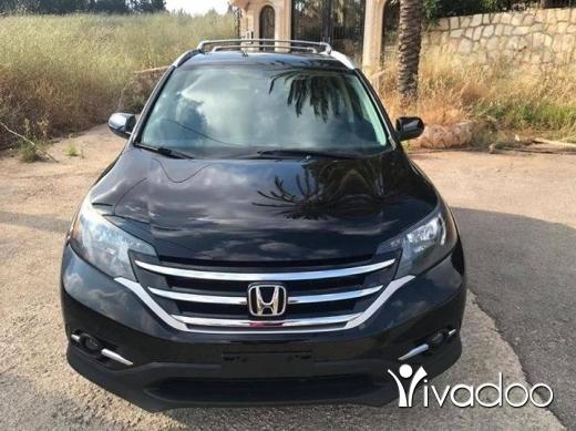 Honda in Beirut City - Crv 2013 ex 4wd black in black