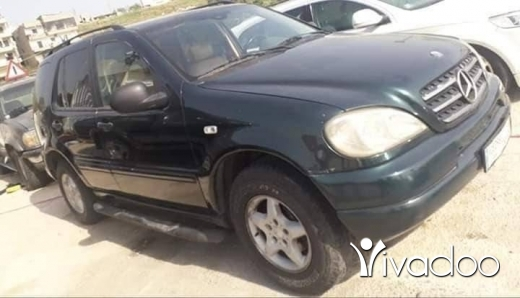 Mercedes-Benz in Saida - Ml 320 model 1998