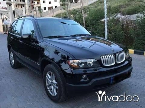BMW in Bouchrieh - للبيع جيب x5