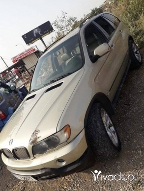 BMW in Beirut City - X5 model 2001 4.4