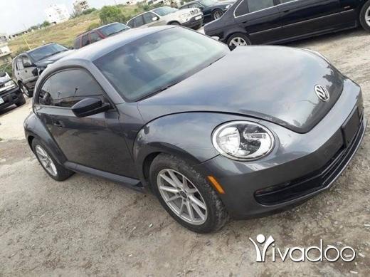 Volkswagen in Beirut City - New beetle 2014