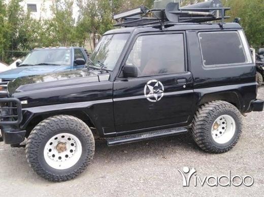 Daihatsu in Tripoli - dahaitsu 85