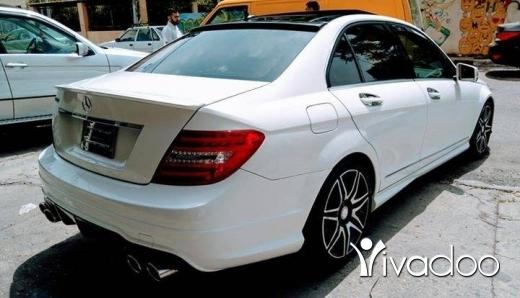 Mercedes-Benz in Beirut City - mercedes C300 mod 2013