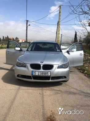 BMW in Bekka - بي أم 525 2004