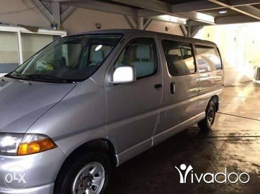 Vans in Halba - هايس٢٠٠٨