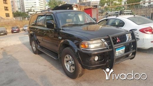 Mitsubishi in Beirut City - Mitsubishi Montero 4WD 2001