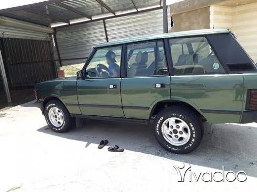 Rover in Beirut City - روفر ٩٢