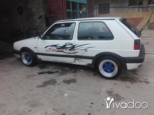 Volkswagen in Halba - كولف 2نضيفة