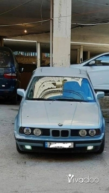 BMW in Sour - BMW 520