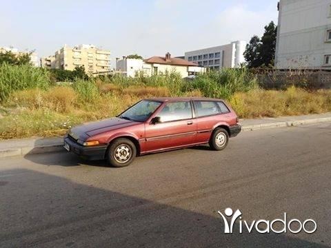 Honda in Tripoli - هوندا اكورد معلي ميكنيك ناظمي