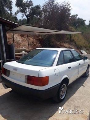 Audi in Zgharta - Audi 4 cylindres. 89