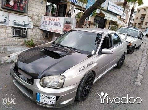 Other in Ain Ksour - Wrx sti 2005 sale or trade