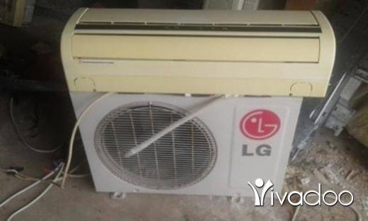 Air Conditioners & Fans for Sale in Saida - مكيف مستعمال شبه جديد شغال