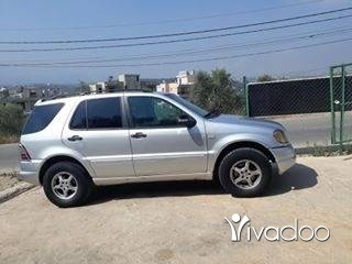 Mercedes-Benz in Zgharta - Mercedes ml 2000.