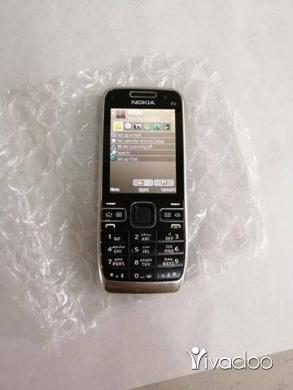 Nokia in Port of Beirut - Nokia E52 black