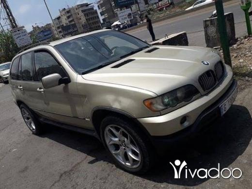BMW in Damour - 4.4 v8 mafou3 2017