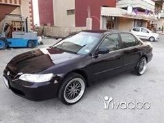 Honda in Maarakeh - هوندا اكورد 1999 v6 بيع تبديل