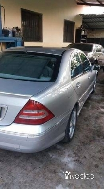 Mercedes-Benz in Menyeh - مرسيدس 230 موديل 2006