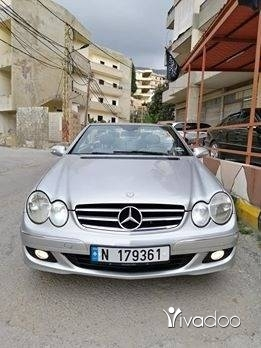 Mercedes-Benz in Deir Ammar - Mercedes Clk