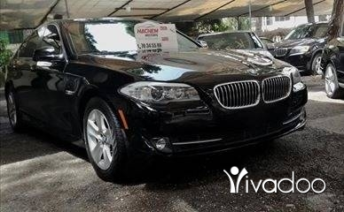 BMW in Sin el-Fil - 528i black/bl 2012 2.0L