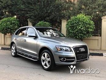 Audi in Tripoli - Audi Q5 Quattro Premium Plus